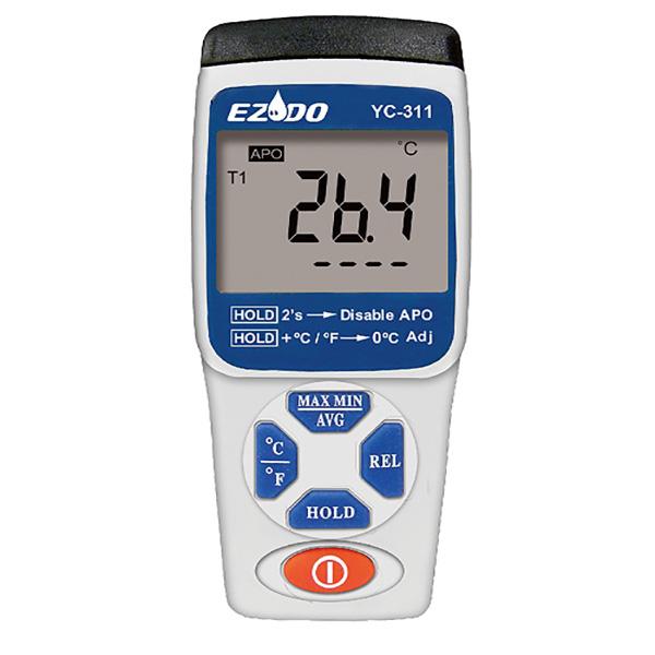 攜帶型溫度計 YC-311 / YC-321 1